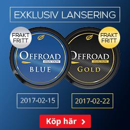 Exklusiv lansering av Offroad Selection - Köp här!
