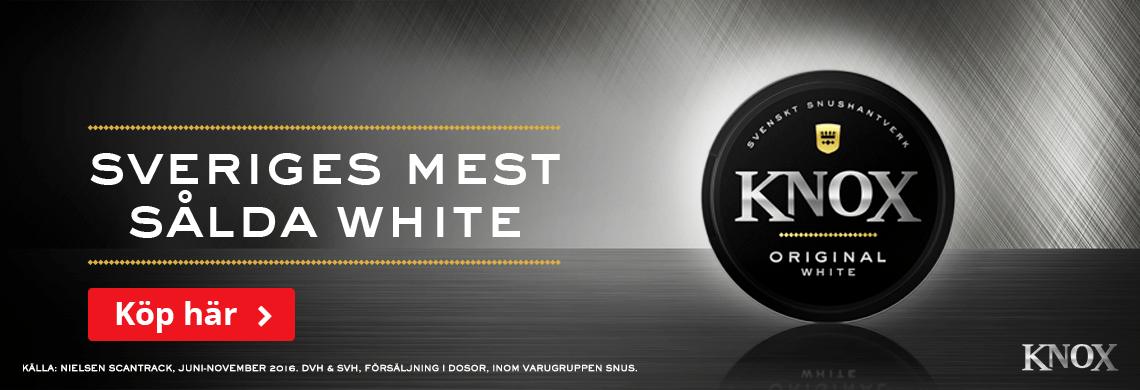 Köp Sveriges mest sålda white här!