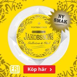 Köp nyheten från Jakobsson här!