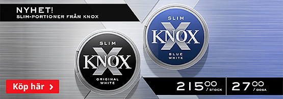 Köp nya Knox Slim här!