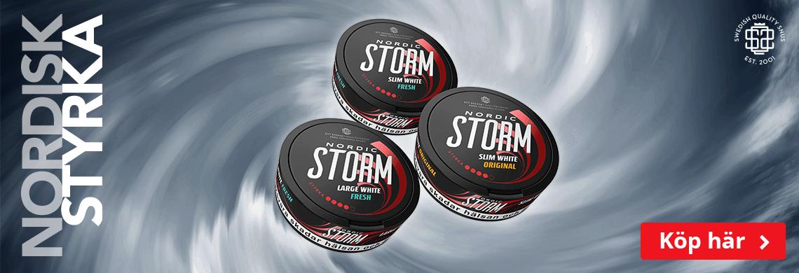 Köp nya Nordic Storm här!