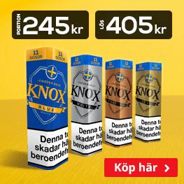 Köp Knox här!