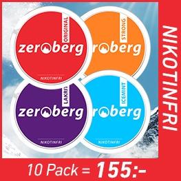 Köp Zeroberg här!