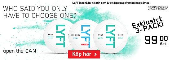 Köp LYFT här!