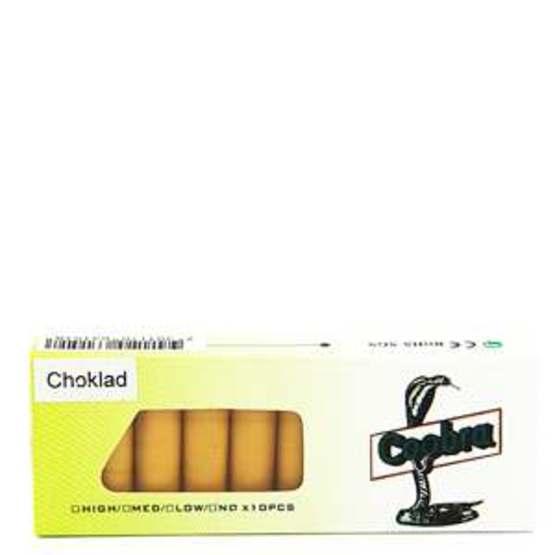 E-Cigarett Filter Choklad