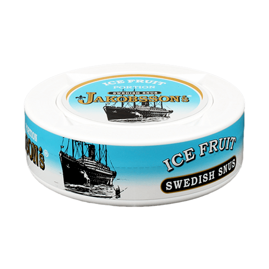 Jakobssons Ice-Fruit Portionssnus