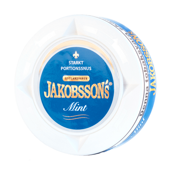 Jakobssons Mint Strong Portionssnus