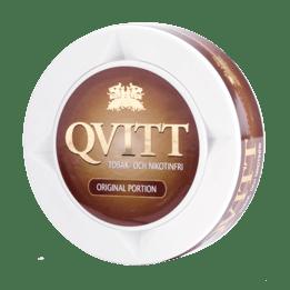 Qvitt Original Portionssnus