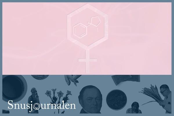 Den internationella kvinnodagen – ett jämställt snusande