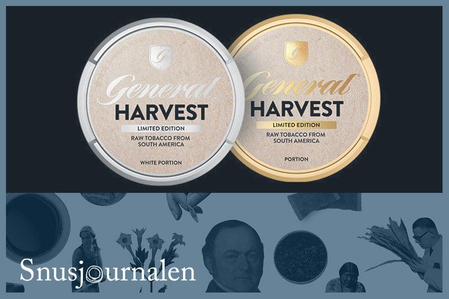 General Harvest – limiterad med fokus på råvaran