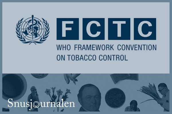 Insamling – Stödj den rättsliga ramen för snus