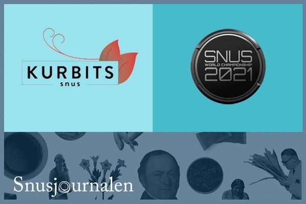 Kurbits Snus - produktionspartner i Snus-VM 2021