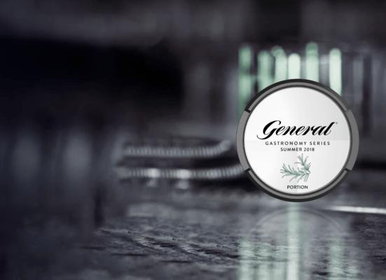 Nyhet: General Gastronomy 2018
