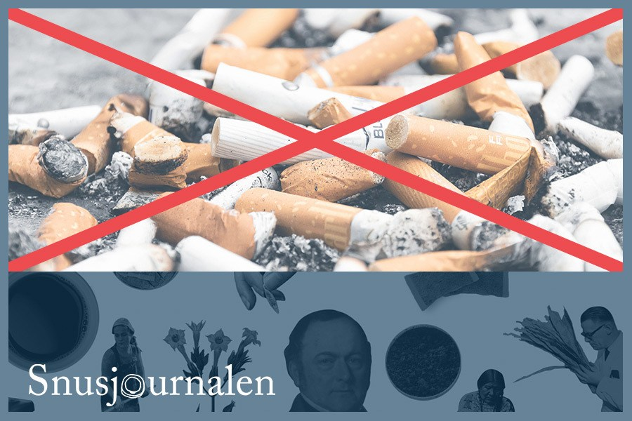 Nominera Snusbolaget till World No Tobacco Day 2021 awards!