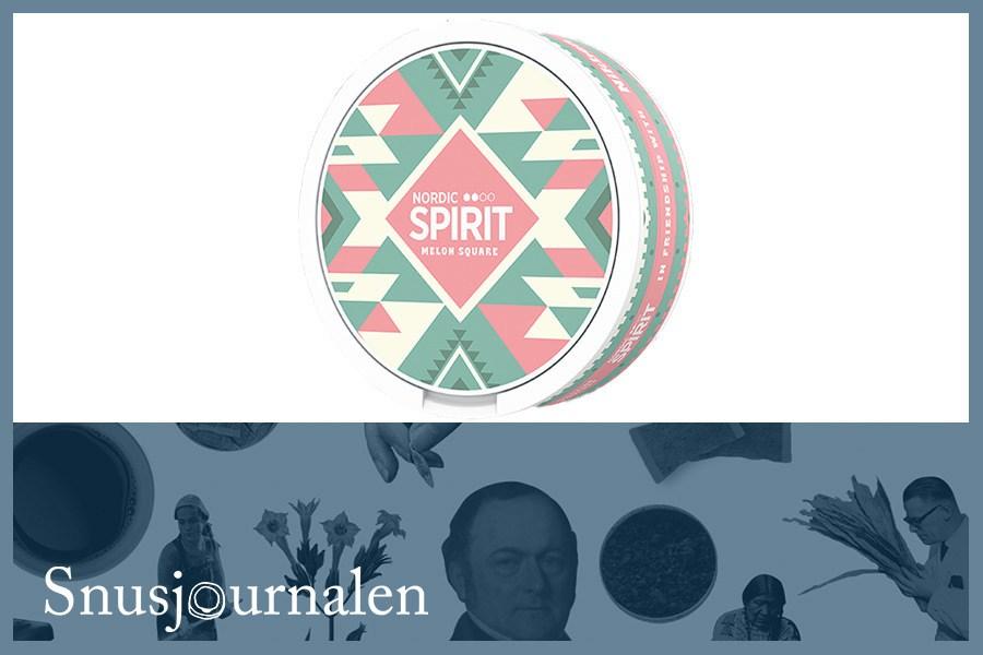 Nordic Spirit Melon Square – ett fruktigt alternativ