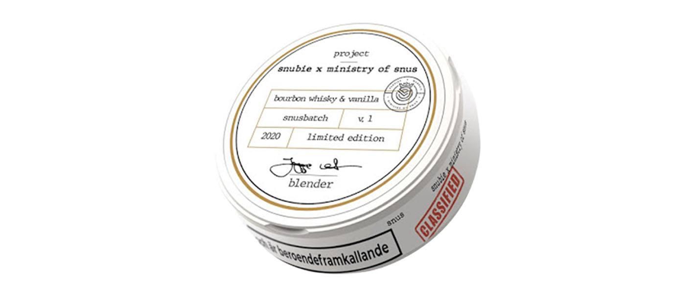 Snubie+Ministry of Snus=sant!