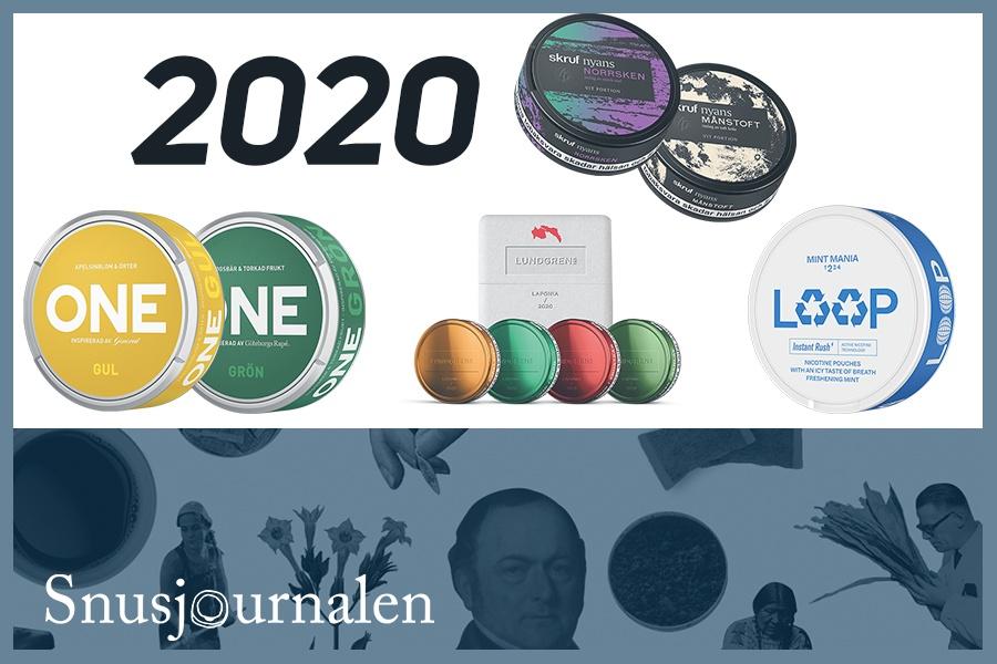 Snusåret 2020