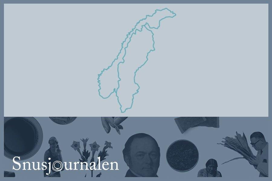 Svenska och norska snusare hamstrar i virustider