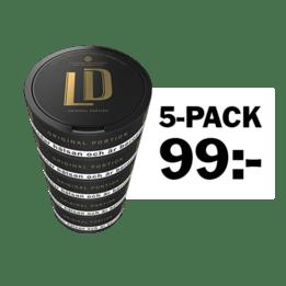 LD Original Portion 5-pack