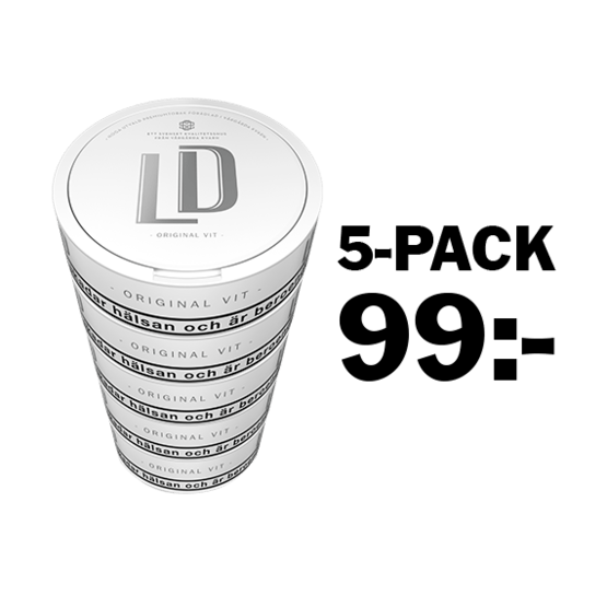 LD Vit Portion 5-pack