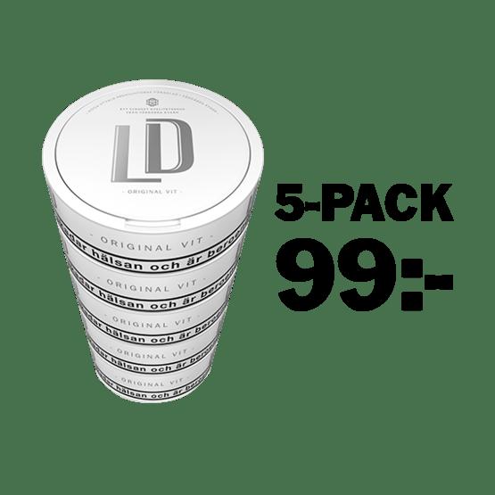 LD Vit Portion 5-pack