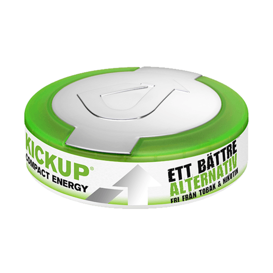 KickUp Snus Mini Nikotinfritt Snus