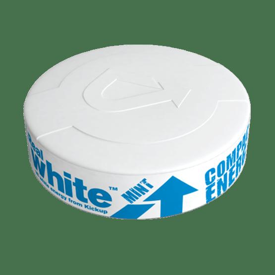 Kickup Real White Mint Nikotinfritt Snus