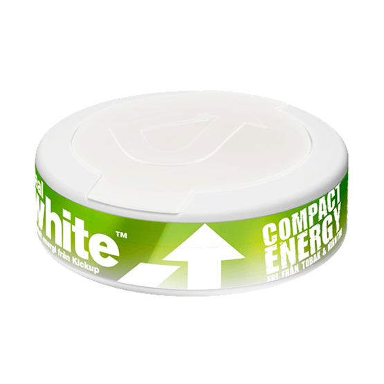Kickup Real White Original Nikotinfritt Snus