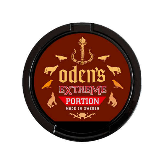 Odens 59 Extreme Portionssnus