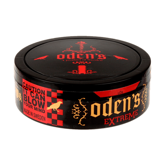 Odens Extreme Lössnus