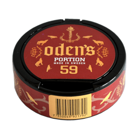 Odens 59 Portionssnus