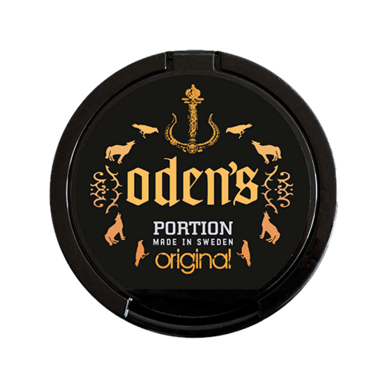 Odens Original Portionssnus