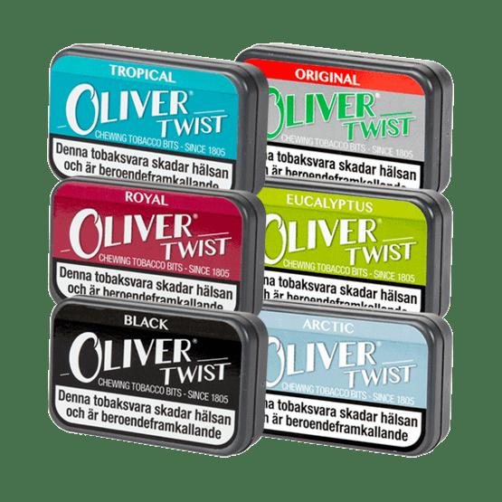 Oliver Twist-Paket