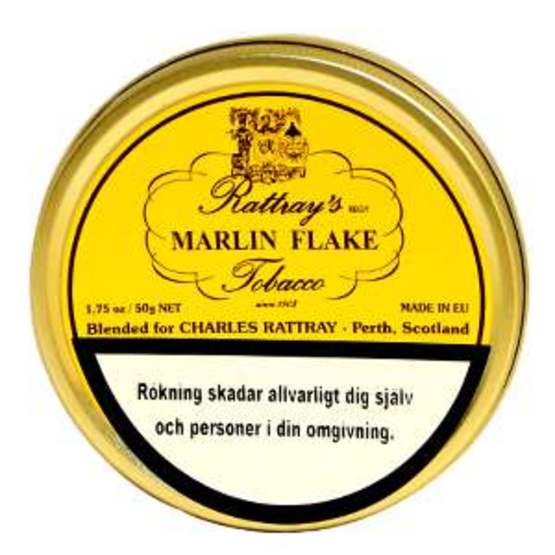 Rattray's Marlin Flake 50g Piptobak