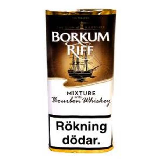 Borkum Riff Whiskey /40g Piptobak