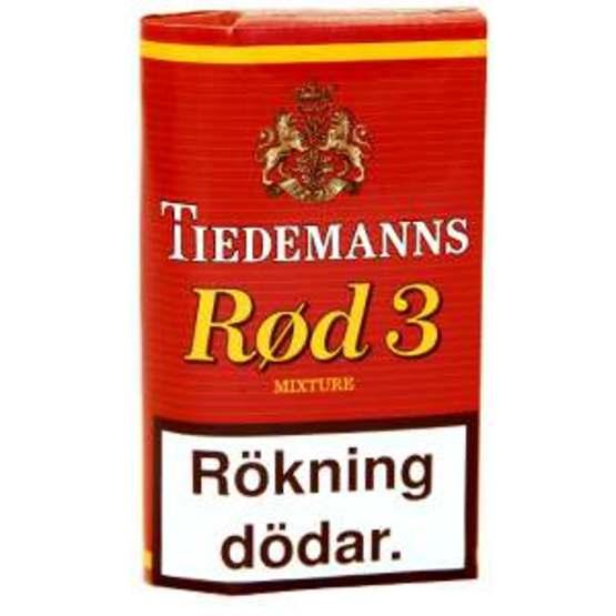 Tiedemanns Röd 3 Rulltobak