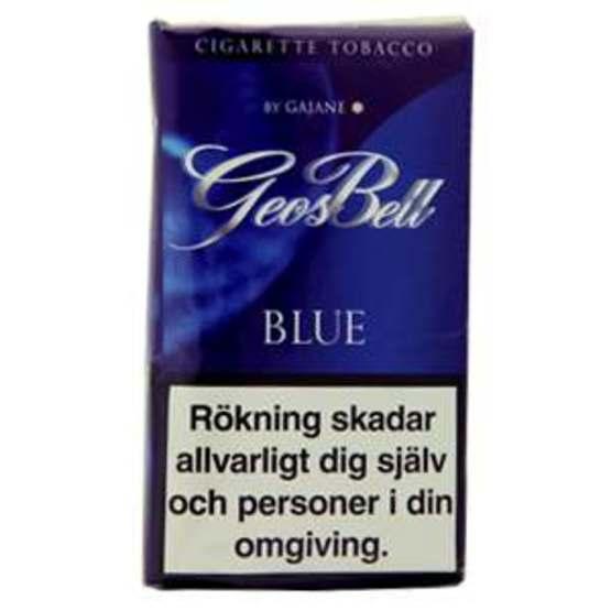 Geo's Bell Rulltobak Blue