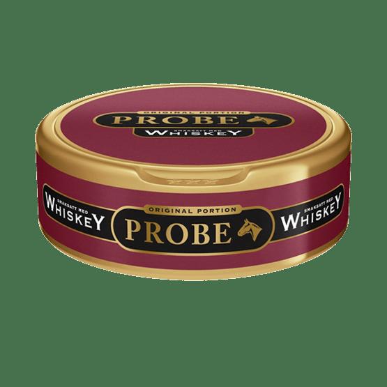 Probe Whiskey Portionssnus
