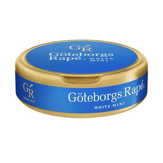 Göteborgs Rapé Minisnus