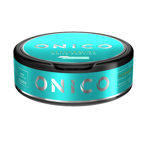 Onico Pepparmint & Flour Nikotinfritt Snus