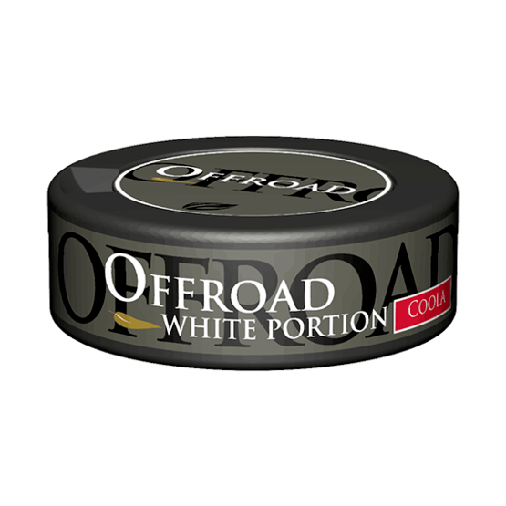 Offroad Coola White Portionssnus