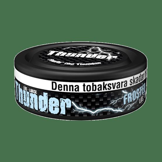 Thunder Frosted Extra Stark Lössnus