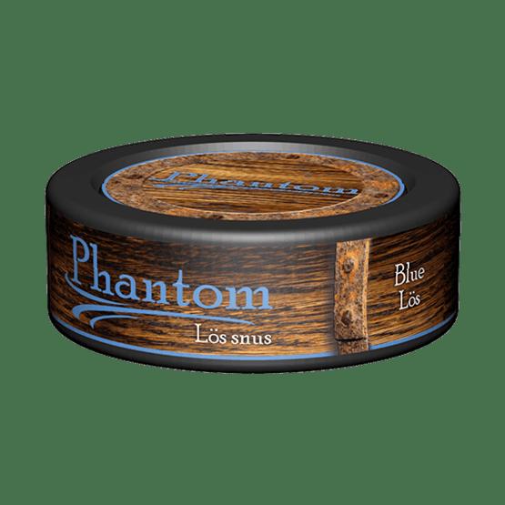 Phantom Blue Lössnus