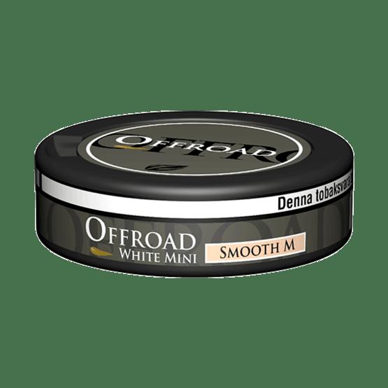 Offroad Mint White Minisnus