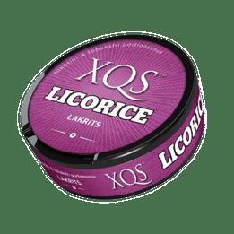 XQS Licorice Portion Nikotinfritt Snus