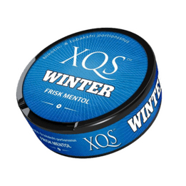 XQS Winter Portion Nikotinfritt Snus